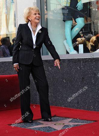 Editorial photo of Usa Hollywood Walk of Fame - May 2011