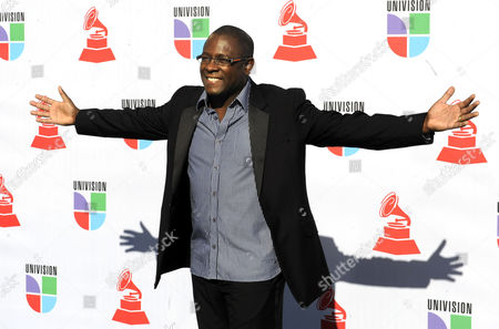 Stock Image of Brazilian Singer Kleber Lucas Arrives For the 11th Annual Latin Grammy Awards in Las Vegas Nevada Usa 11 November 2010 Latin Grammy Awards Recognizes Artistic And/or Technical Achievement not Sales Figures Or Chart Positions and the Winners Are Determined by the Votes of Their Peers-the Qualified Voting Members of the Academy United States Las Vegas