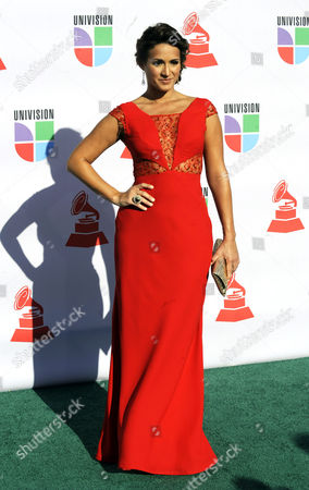 Puerto Rican Model Melissa Marty Arrives For The11th Annual Latin Grammy Awards in Las Vegas Nevada Usa 11 November 2010 Latin Grammy Awards Recognizes Artistic And/or Technical Achievement not Sales Figures Or Chart Positions and the Winners Are Determined by the Votes of Their Peers-the Qualified Voting Members of the Academy United States Las Vegas