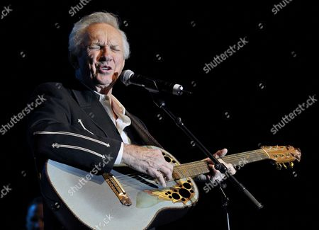Mel Tillis Performs During a Concert of the Stagecoach Country Music Festival at the Empire Polo Grounds in Indio California Usa on 30 April 2011 United States Indio
