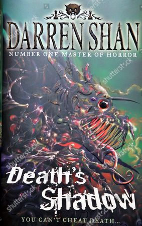 Stock Picture of Deaths Shadow by Darren Shan