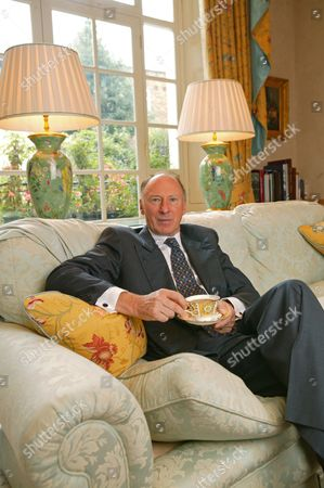 Editorial photo of Lord Irvine of Laidlaw - 2004