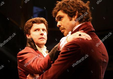 Ben Nealon as Rezenvelt and Justin Avoth as De Monfort