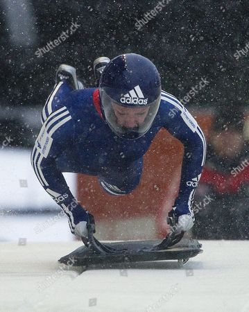 Editorial photo of Canada Skeleton World Cup - Nov 2010