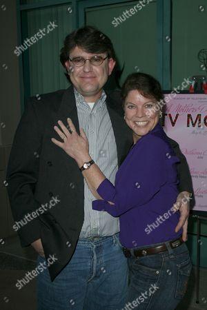 Erin Moran and Husband Roger