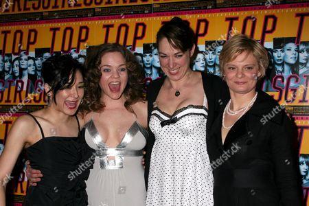 Jennifer Ikeda, Ana Reeder, Elizabeth Marvel, Martha Plimpton