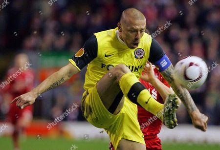 Editorial photo of Britain Soccer Uefa Europa League - Feb 2011