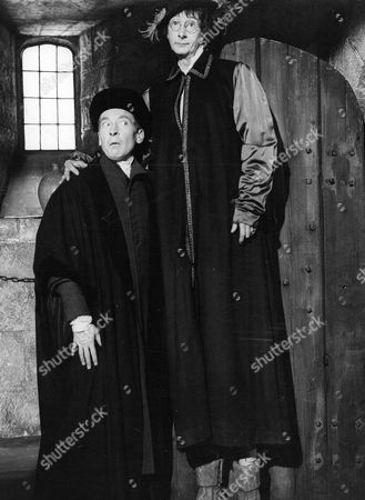 'Carry On Henry'   Film Kenneth Williams and Charles Hawtrey