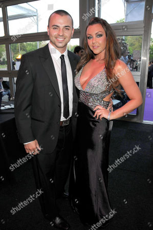 Andy Scott Lee and Michelle Heaton
