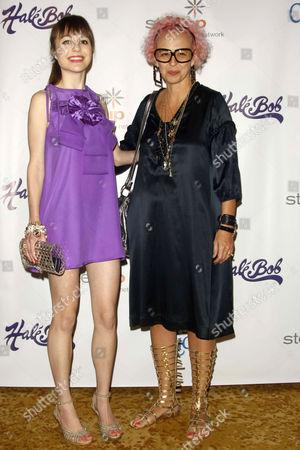 Lara Johnston and Petra Zillia