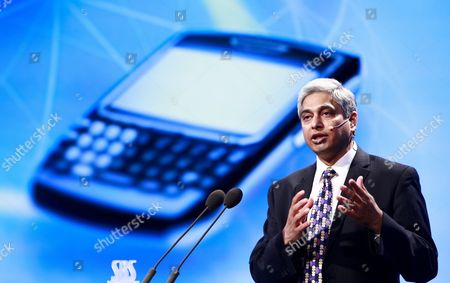 Stock Picture of Vikas Swarup Diplomat and Author of 'Q&a' ( Which Became the Basis For the Film Slumdog Milionaire) Speaks About 'The Million Dollar Question : who Wants to Be the Next Connector ?' During the Seoul Digital Forum in a Hotel in Seoul South Korea 27 May 2011 the Seoul Digital Forum Under the Motto 'Connected-into a Shared Future' is Held on 25-27 May Korea, Republic of Seoul
