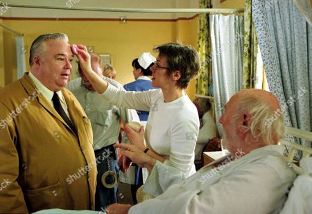'The Royal'   TV   Behind the scenes Production and Filming. Michael Starke and Bill Maynard