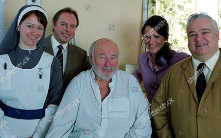 'The Royal'  - Linda Armstrong, Robert Daws, Bill Maynard, Amy Robbins and Michael Starke