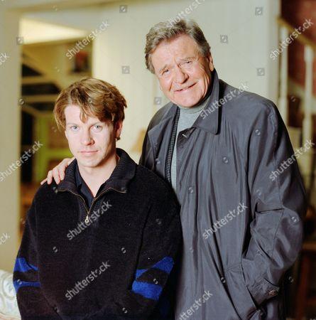 'Get Real'   TV  Lloyd Owen (left) with Glyn Owen