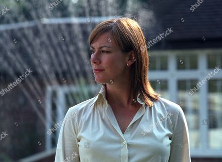 'The Last Detective'   TV Picture Shows: Susan Vidler as Christine