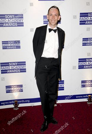 Editorial picture of Sony Radio Awards, Grosvenor House Hotel, London, Britain - 12 May 2008