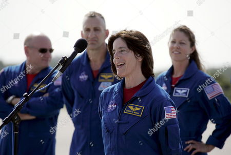 Editorial photo of Usa Shuttle Endeavour - Aug 2007