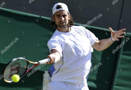 Editorial photo of Britain Tennis Wimbledon 2010 Grand Slam - Jun 2010