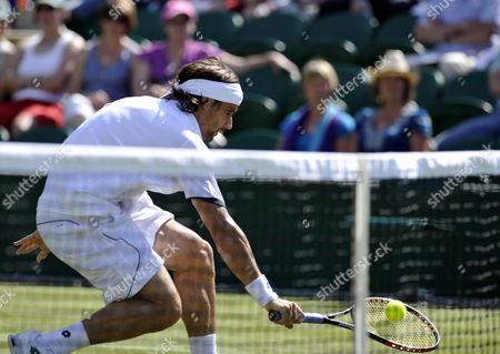 Editorial picture of Britain Tennis Wimbledon 2010 Grand Slam - Jun 2010