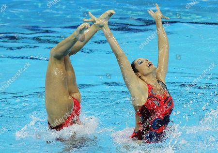 Editorial image of China Swimming Fina World Championships 2011 - Jul 2011