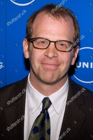Editorial picture of NBC Universal Experience Upfront, Rockefeller Center, New York, America - 12 May 2008