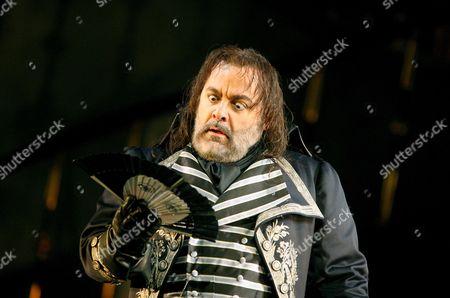 Editorial photo of 'Tosca' performed at the Royal Albert Hall, London, Britain - May 2008