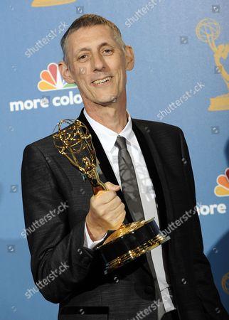 Editorial image of Usa Primetime Emmy Awards 2010 - Aug 2010