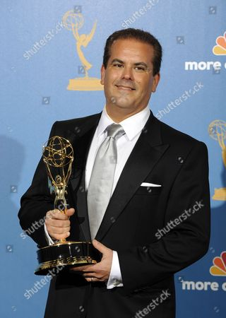 Editorial image of Usa Primetime Emmy Awards 2010 - Aug 2010