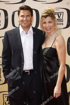 Us Actor Ted Mcginley (l) and Wife Arrive at the 8th Annual Tv Land Awards at the Sony Studios in Culver City California Usa 17 April 2010 the Tv Land Awards Celebrate Generally Tv Shows Now Off Air Rather Than in Current Production United States Los Angeles