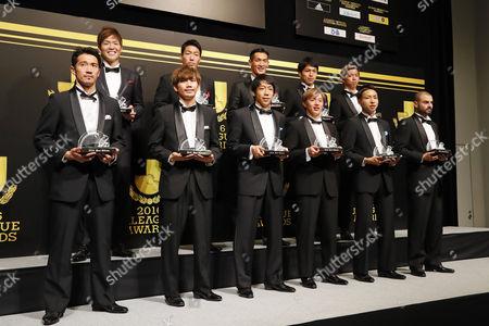 Editorial photo of J.League Football Awards, Tokyo, Japan - 20 Dec 2016