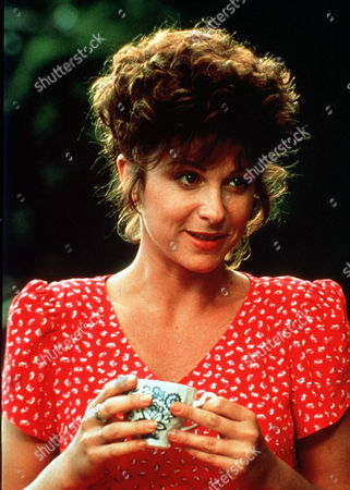Stock Picture of 'Backfire' Film - 1987 -  Jill (Dinah Manoff), Donny's loving and supporting sister.