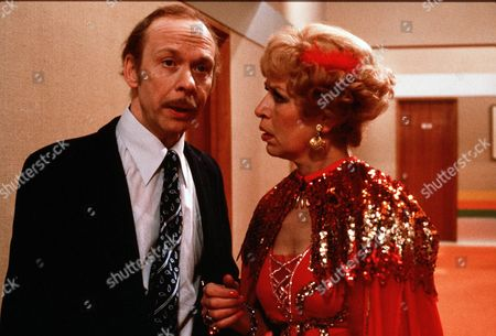 'George and Mildred'  Film - 1980 - Brian Murphy, Yootha Joyce.