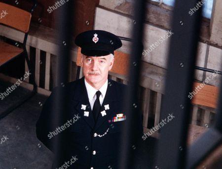 'Porridge'  Film - 1979 - Mr Mackay (Fulton Mackay), the prison guard