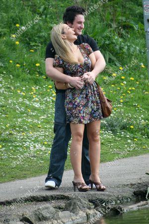 Liam McGough and Natalie Pike