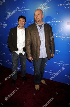 Grant Wilson and Jason Hawes