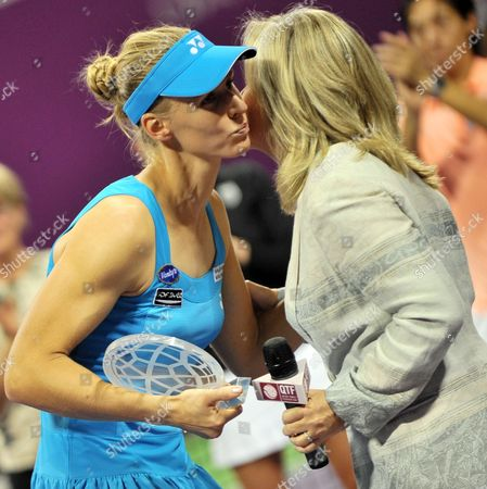 Editorial picture of Qatar Tennis Wta Tour Championships - Oct 2010