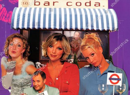 'Babes in the Wood' TV 1998 -  Natalie Walker, Samantha Janus, Denise Van Outen, and Karl Howman.