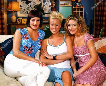 'Babes in the Wood'  TV - 1999 - Madeleine Curtis, Denise Van Outen, Natalie Walker.