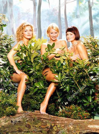 'Babes in the Wood'  TV - 1999 - Natalie Walker, Denise Van Outen, Madeleine Curtis.
