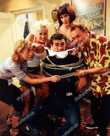 'Babes in the Wood'  TV - 1999 - Natalie Walker, Denise Van Outen, Madeleine Curtis, Karl Howman.