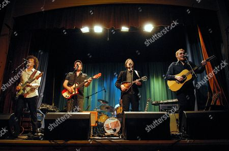The Storys - Andy Collins, Rob Thompson, Steve Balsamo and Dai Smith