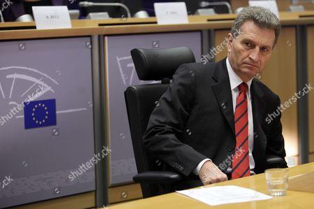 Editorial image of Belgium Eu New European Commission Hearing - Jan 2010