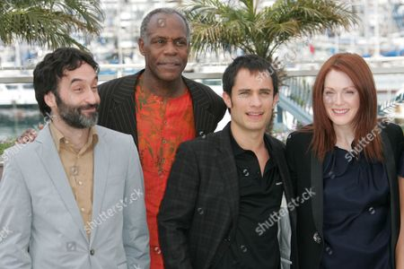 Don McKellar, Danny Glover, Gael Garcia Bernal and Julianne Moor