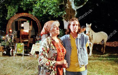 'Gypsy Girl'   TV  Eleanor Bron and Thomas Jamerson