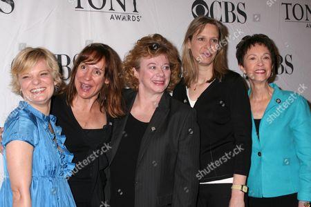 Martha Plimpton, Laurie Metcalf, Rondi Reed, Amy Morton, Deanna Dunagan