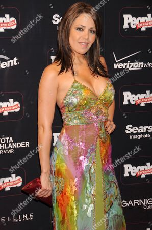 Stock Picture of Dayana Garroz