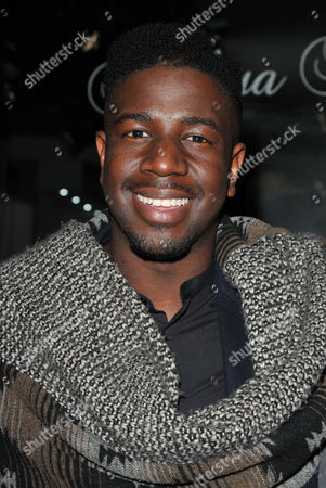 Stock Picture of Jermain Jackman