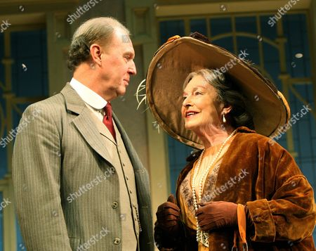 Stock Image of Tim Pigott-Smith ( Henry ) and Barbara Jefford ( Mrs Higgins )