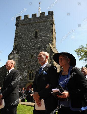 Editorial photo of Britain Henry Allingham Funeral - Jul 2009