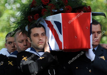 Editorial picture of Britain Henry Allingham Funeral - Jul 2009